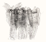 Angels from Manila cm 42 X 46 X 2